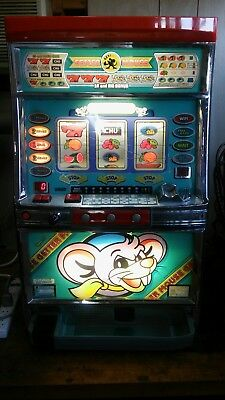 Slot Machine, Pashislo, Getter Mouse, 2002