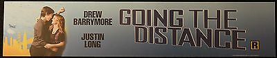 Going the Distance, Large (5X25) Movie Theater Mylar Banner/Poster