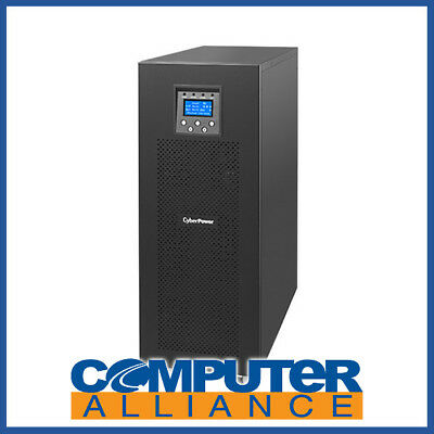 10000VA CyberPower Online S Tower Online UPS OLS10000E 2 Year Adv Replacement Wa