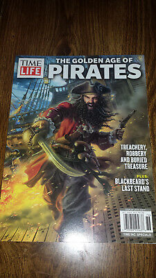 Time Life: The Golden Age of Pirates Magazine - 2017 Special Issue
