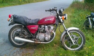 1979 Other Makes GS550  uzuki Gs550, Suzuki 350 Rebel, Honda CB360, Honda Cb350, Jawa California......