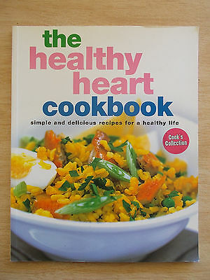 The Healthy Heart Cookbook~Recipes~Love Food~Dawn Stock~96pp P/B~2004