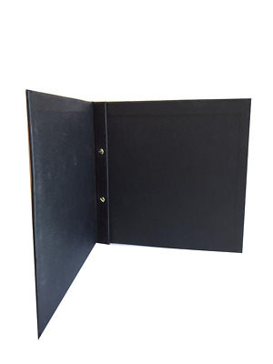 Square Menu Covers Hand Made Buckram Material 20 for $190 Free freight