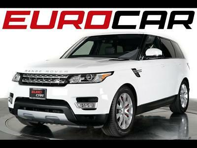 2016 Land Rover Range Rover Sport Supercharged 2016 Land Rover Range Rover Sport Supercharged - IMMACULATE, CALIFORNIA VEHICLE