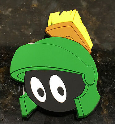 1994 MARVIN the MARTIAN HEAD new MAGNET Made by Applause Warner Bro's