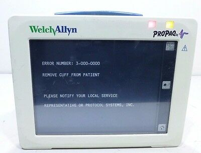 @ Welch Allyn PROPAQ CS Patient Monitor 246