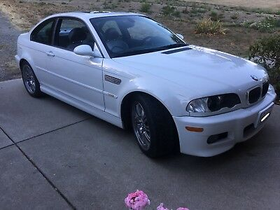 2002 BMW M3 Leather 2002 BMW M3 Coupe, 6 Speed Manual, One Owner