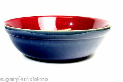 "Denby Langley Harlequin 11"" Pasta Serving Bowl"