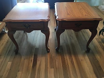 Thomasville End Tables