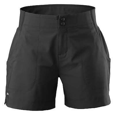 Kathmandu Trailhead Womens Outdoor Quick Dry Walking Hiking Shorts v5 Black