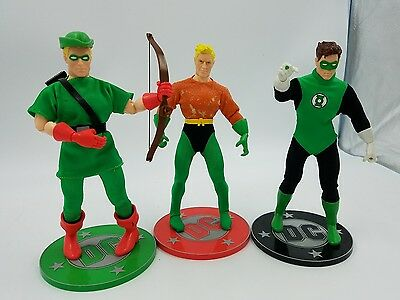 Hasbro DC Super Heroes ~ Lot of 3 ~ Silver Age Collection 1999 ~ Charity