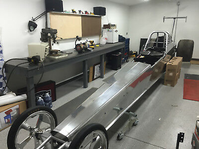 "2003 Spitzer 245"" Double Slip Rear Engine Dragster"