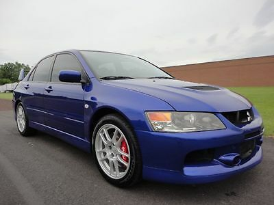 2006 Mitsubishi Lancer Evolution IX 2006 MITSUBISHI LANCER EVOLUTION IX NEW CLUTCH NEW TIRES CLEAN CARFAX WE FINANCE