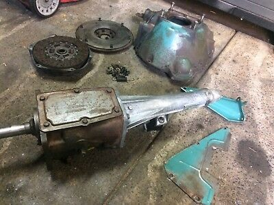 Valiant Complete 3 Speed Gearbox Suit Slant 6 Chrysler Mopar AP6 Ap6 Vc Ve Vf