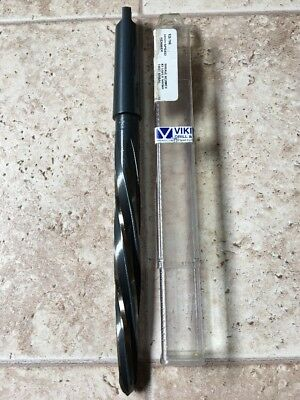 "New VIKING 83370 13/16"" HSS Spiral Flute TS Bridge Reamer made in U.S.A"