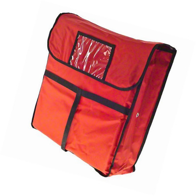 """Update International (PIB-20) 20"""" x 20"""" Insulated Pizza Delivery Bag"""