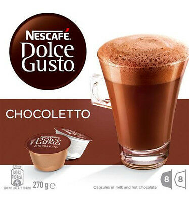 Nescafe Dolce Gusto Hot Chocolate 16pk