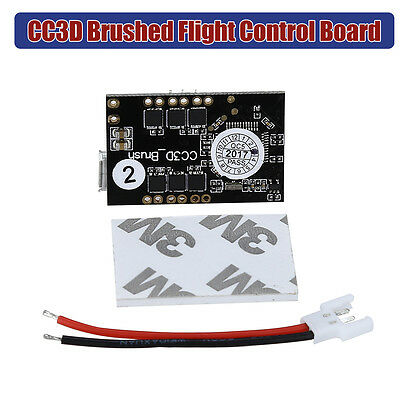 CC3D Brushed Aircraft Flight Controller Board Processor PCB for QAV180 FPV Drone