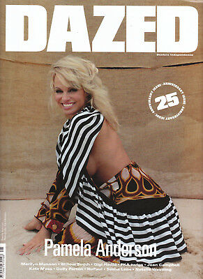 DAZED &CONFUSED 25th Anniversary Iss A/W2016 PAMELA ANDERSON Dolly Parton @EXCLT