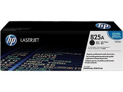 HP Genuine/Original CB390A BLACK 825A LaserJet Toner Cartridge