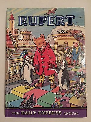 Rupert - The Daily Express Annual 1977