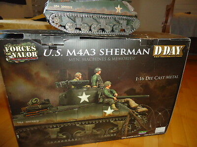 Forces of valor 1/16 m4a3 SHERMAN
