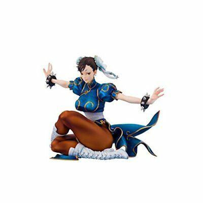 Fighters Legendary Street Fighter III 3rd Strike Chun-Li Figure Japan new.