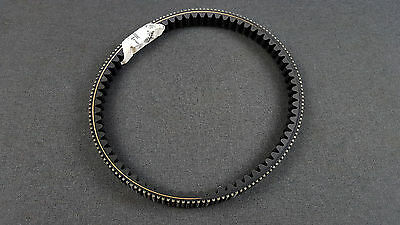 New Genuine Piaggio Transmission Drive Belt Vespa Gts 250 & Gtv 250 843963 (Tb)