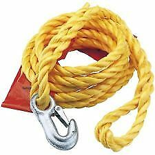 Draper 2000kg Capacity Tow Rope With Flag 63410