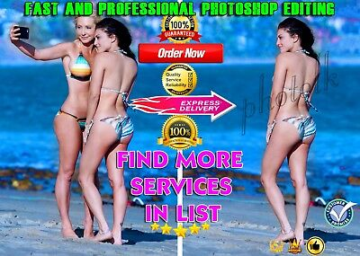Professional Photo Editing Service,Background Remove,Photo Retouch