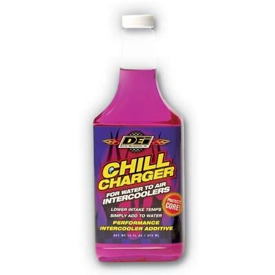 DEI Chill Charger Water Wetter Additive Lower Intake Temperature Performance