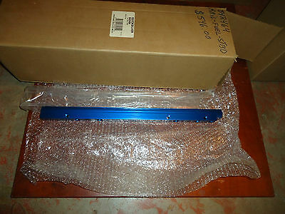 Mercury Marine Boat,blue Fuel Rail Stbd,part #842464, New In Box Blue