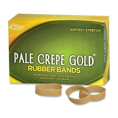 """Alliance Rubber Bands Size 82 1lb 2-1/2""""x1/2"""" Approx. 320/BX NL 20825"""