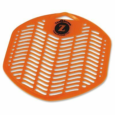 Impact Z-Screen Deodorizing Urinal Screen Citrus Zest Orange 12/Box 1493