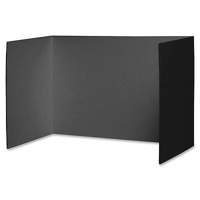 "Pacon Privacy Board 48""x16"" 4/PK Black 3791"