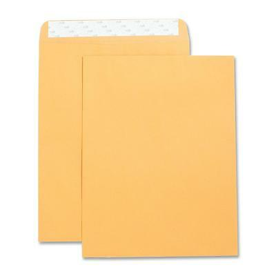 "Business Source Catalog Envelopes Self Seal Plain 10""x13"" 250/BX Kraft 42121"