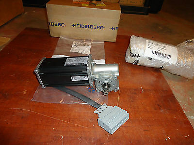 Dunkermotoren,heidelberg, Press,motor, Cpl.,cat#fh.1037050/01, New