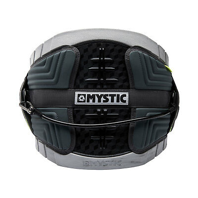 Mystic LEGEND Kitesurf Harness 2018 - Black/Silver