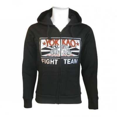 Yokkao Fight Team Zip Up Hoodie