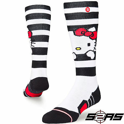 47a6ab777 2018 STANCE HELLO Kitty All-Mountain Women's Socks (Pink) - EUR 22,33 |  PicClick FR