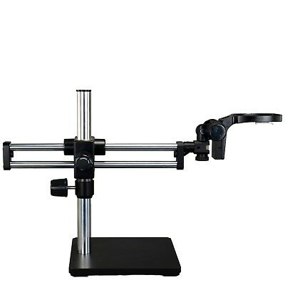 Dual-arm Ball-Bearing Boom Stand with Focusing Arm for Bausch & Lomb Microscopes