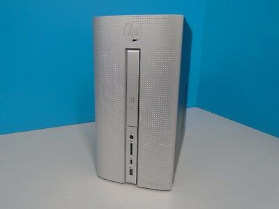 HP Pavilion 570-P022NA AMD A12 8GB 2TB Windows 10 Desktop PC (312458)