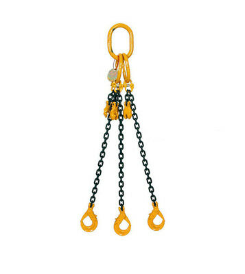 8mm Three Leg Lifting Chain