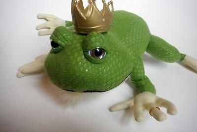 Dreamworks SHREK The Third Frog Prince Plush Stuffed Toy 13 inches toes to nose