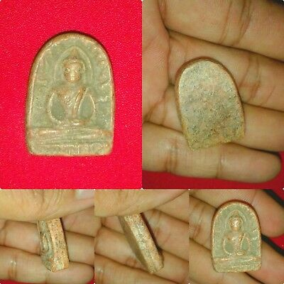 Holy Buddha Amulet Thai  Phra Somdej For Rich Money Wealth Lucky Good Business
