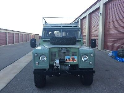 1967 Land Rover Other  1967 Land Rover very well maintained, good running NADA