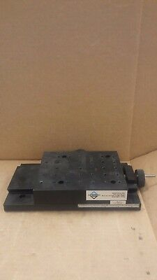 AEROTECH AMS-4 X Axis Manual Linear Stage
