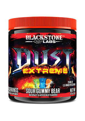 Blackstone Labs - DUST EXTREME Pre Workout Choose Flavor  - SHIPPED SAME DAY