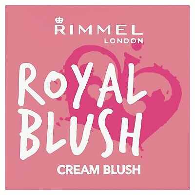 Rimmel Royal Blush, Cream Blusher by Rimmel, 003 Coral Cream, A Shade of Pink