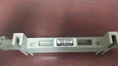 HP Agilent R815B Slotted Section WR28 26.5-40GHz
